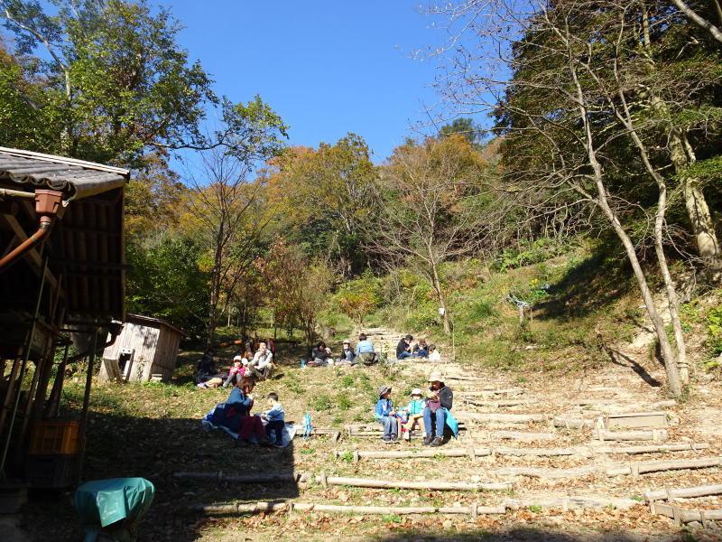 きのくに子どもNPO「孝子の森で里山体験」参加者 29名_c0108460_18101026.jpg