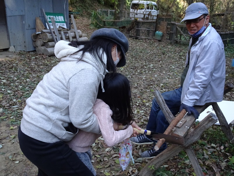 きのくに子どもNPO「孝子の森で里山体験」参加者 29名_c0108460_18130667.jpg