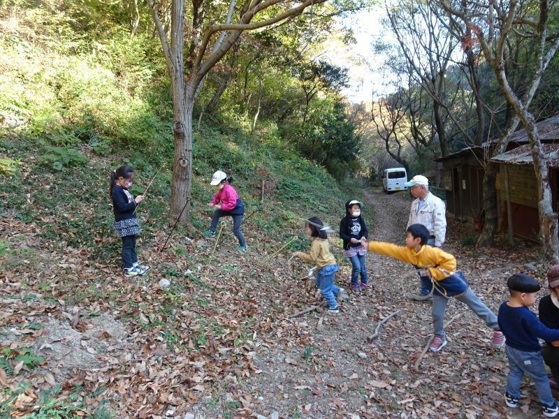 きのくに子どもNPO「孝子の森で里山体験」参加者 29名_c0108460_18154712.jpg
