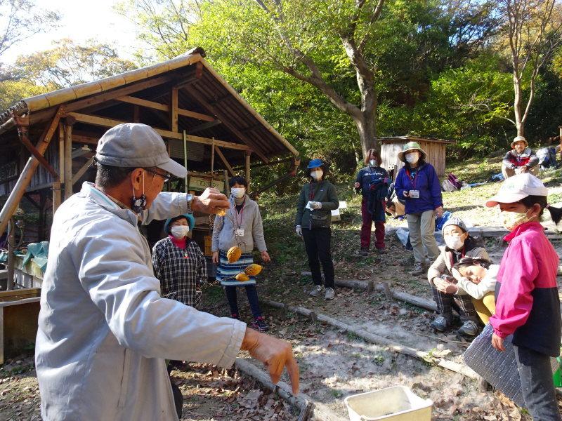 きのくに子どもNPO「孝子の森で里山体験」参加者 29名_c0108460_18194818.jpg