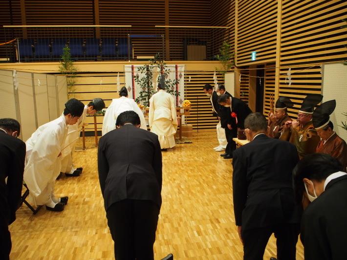 福井県神道青年会創立70周年記念式典_f0136366_09014010.jpg