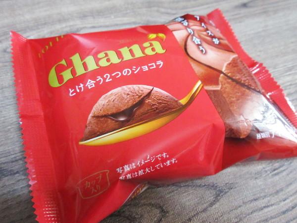Ghana とけ合う2つのショコラ@ロッテ_c0152767_09140856.jpg