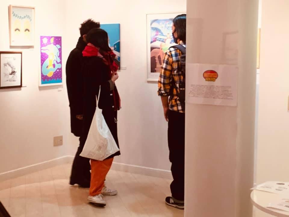 ご購入作品「UKUlLELE MUSE」素敵なご家族にご購入いただきました!_f0172313_22191133.jpg