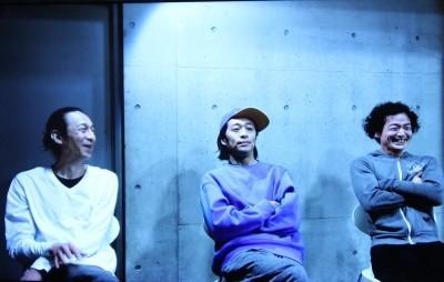 3つのカラダが語った「ダンスブリッジ」笠井瑞丈監修版終わる_d0178431_01493064.jpg