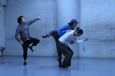 3つのカラダが語った「ダンスブリッジ」笠井瑞丈監修版終わる_d0178431_01520653.jpg