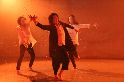 3つのカラダが語った「ダンスブリッジ」笠井瑞丈監修版終わる_d0178431_02001753.jpg