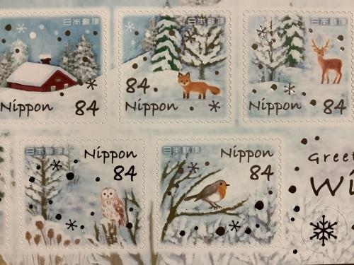 絵本の世界シリーズと冬のグリーティング_d0336460_21315925.jpeg