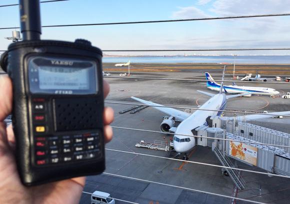 羽田空港でエアバンド受信_c0077964_19100915.jpg