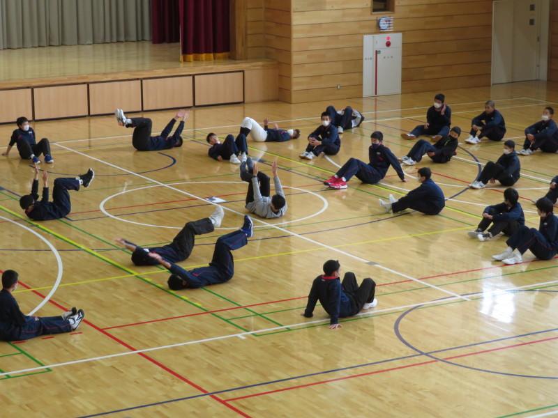 新入生説明会・トレーニング講習会_e0359282_08092179.jpg