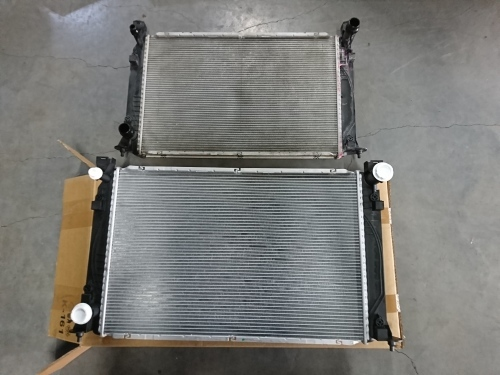 ハイパワーエンジンは何かと大変!! Audi S6_c0219786_14341036.jpg