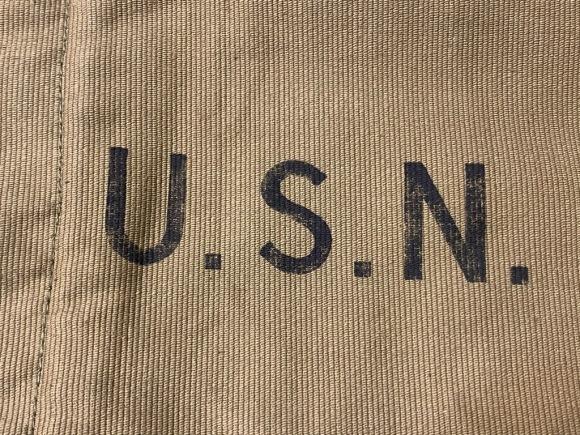 12月9日(水)マグネッツ大阪店Vintage入荷! #5 U.S.Navy編!!SatinUtilityJKT,DoubleChest,WeatherParka,DeckPants,WatchCap_c0078587_23515505.jpg