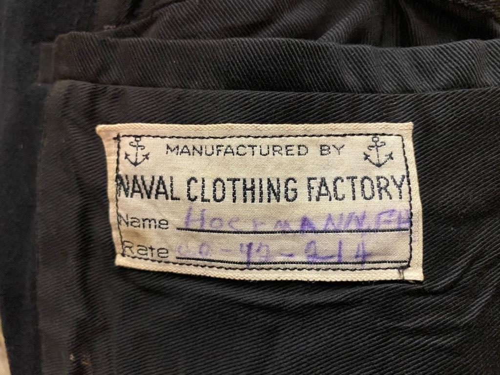 12月9日(水)マグネッツ大阪店Vintage入荷! #5 U.S.Navy編!!SatinUtilityJKT,DoubleChest,WeatherParka,DeckPants,WatchCap_c0078587_23584329.jpg