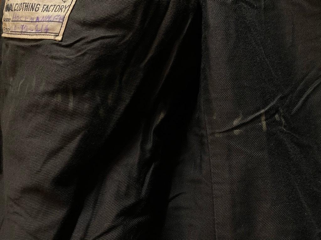 12月9日(水)マグネッツ大阪店Vintage入荷! #5 U.S.Navy編!!SatinUtilityJKT,DoubleChest,WeatherParka,DeckPants,WatchCap_c0078587_23584505.jpg
