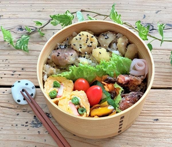 お弁当と おやつのじかんと おうちごはんと_d0249193_21432917.jpg