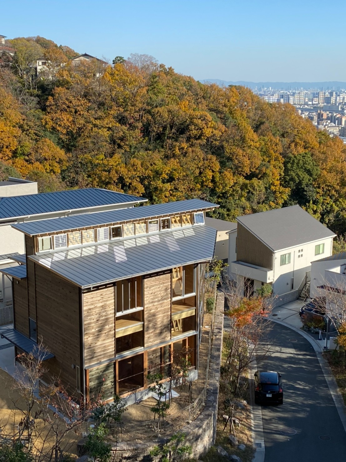 神戸 板倉造りの家 完成_e0325797_12432465.jpg