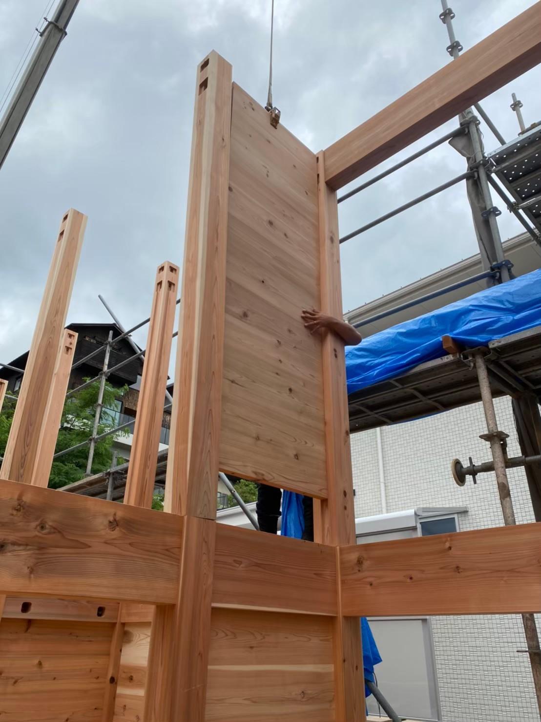神戸 板倉造りの家 完成_e0325797_13023251.jpg