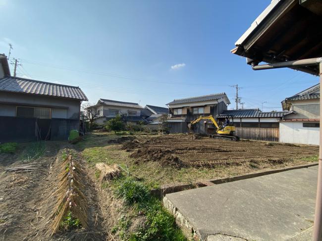 農地転用に向けて造成工事中_f0115152_15421268.jpg