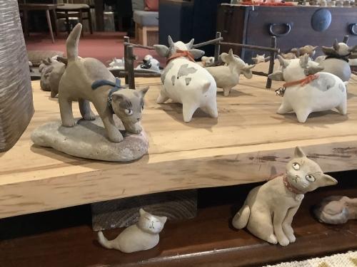 猫と干支の置物展 2020〜記録 4_d0336460_23130170.jpeg