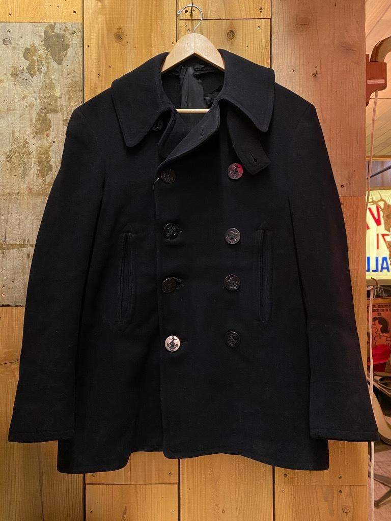12月9日(水)マグネッツ大阪店Vintage入荷! #5 U.S.Navy編!!SatinUtilityJKT,DoubleChest,WeatherParka,DeckPants,WatchCap_c0078587_00010118.jpg