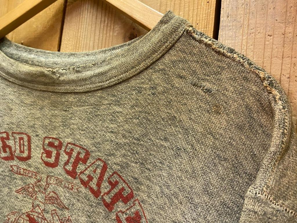 12月9日(水)マグネッツ大阪店Vintage入荷! #6 U.S.M.C.編!!VintageSweat,P-47 HBT,P-53 HBT,BlueDressParadePants!!_c0078587_00121721.jpg