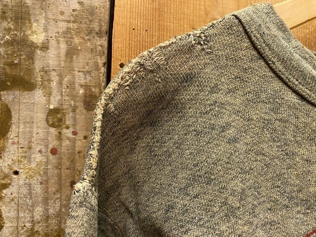 12月9日(水)マグネッツ大阪店Vintage入荷! #6 U.S.M.C.編!!VintageSweat,P-47 HBT,P-53 HBT,BlueDressParadePants!!_c0078587_00121908.jpg