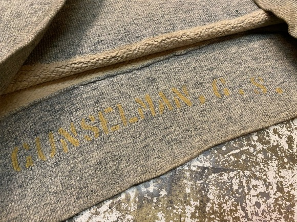 12月9日(水)マグネッツ大阪店Vintage入荷! #6 U.S.M.C.編!!VintageSweat,P-47 HBT,P-53 HBT,BlueDressParadePants!!_c0078587_00122273.jpg