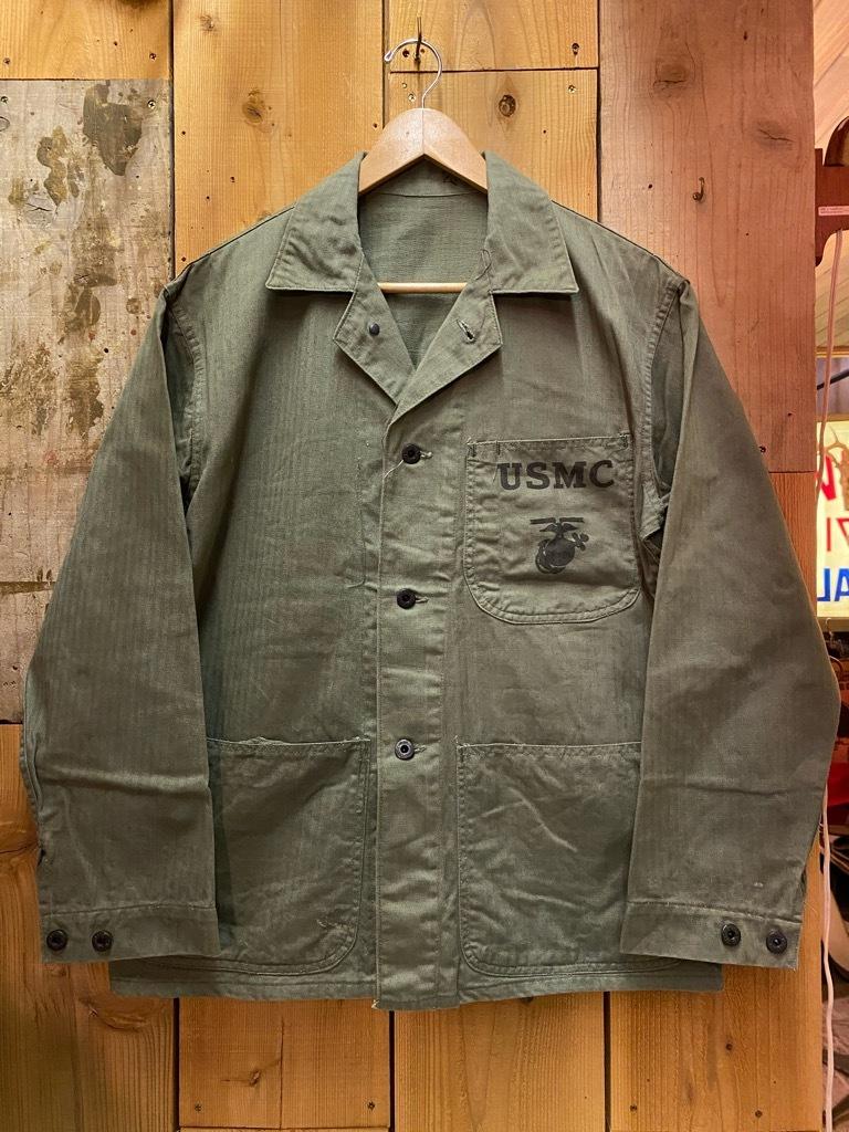 12月9日(水)マグネッツ大阪店Vintage入荷! #6 U.S.M.C.編!!VintageSweat,P-47 HBT,P-53 HBT,BlueDressParadePants!!_c0078587_00140523.jpg