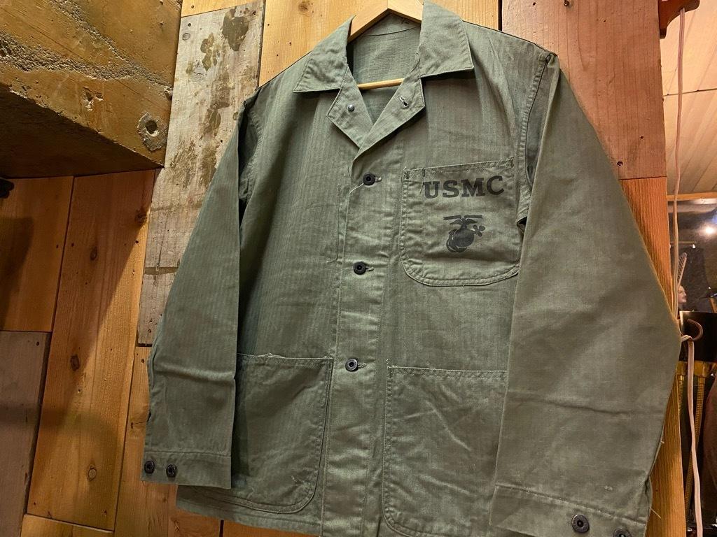 12月9日(水)マグネッツ大阪店Vintage入荷! #6 U.S.M.C.編!!VintageSweat,P-47 HBT,P-53 HBT,BlueDressParadePants!!_c0078587_00140999.jpg