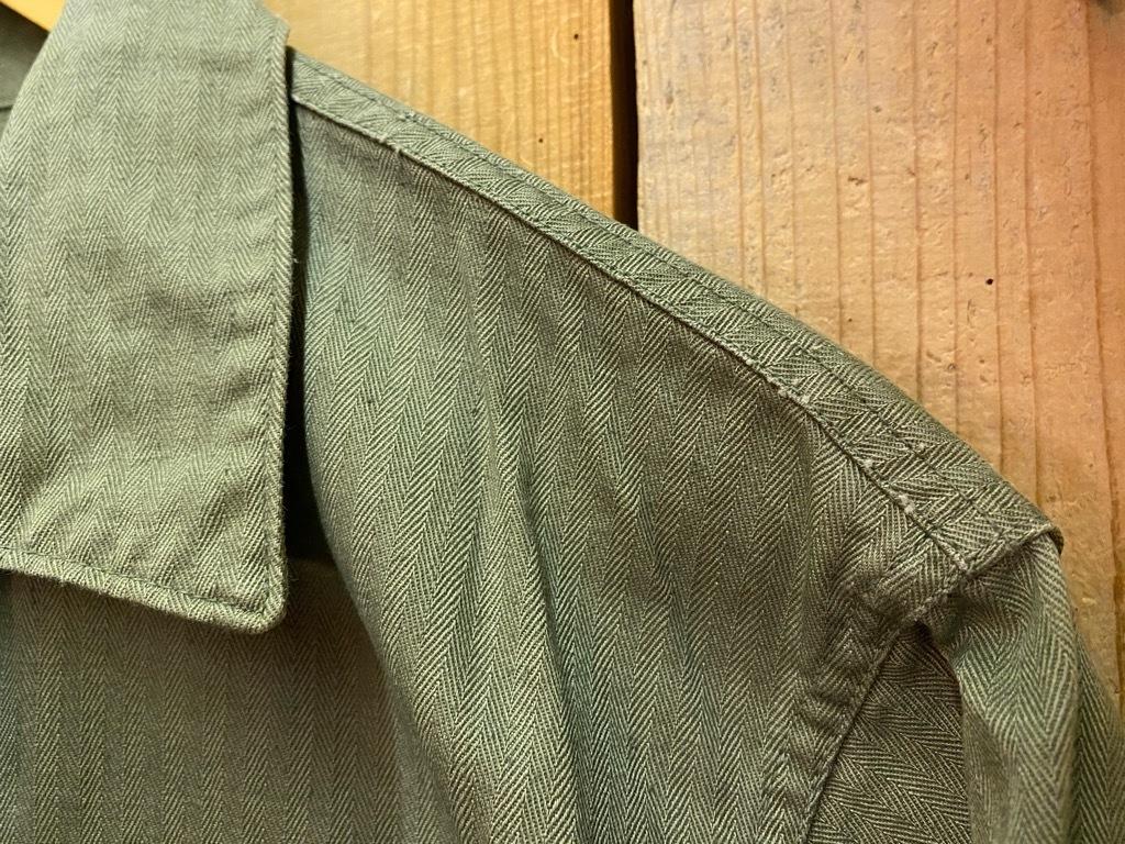 12月9日(水)マグネッツ大阪店Vintage入荷! #6 U.S.M.C.編!!VintageSweat,P-47 HBT,P-53 HBT,BlueDressParadePants!!_c0078587_00141004.jpg