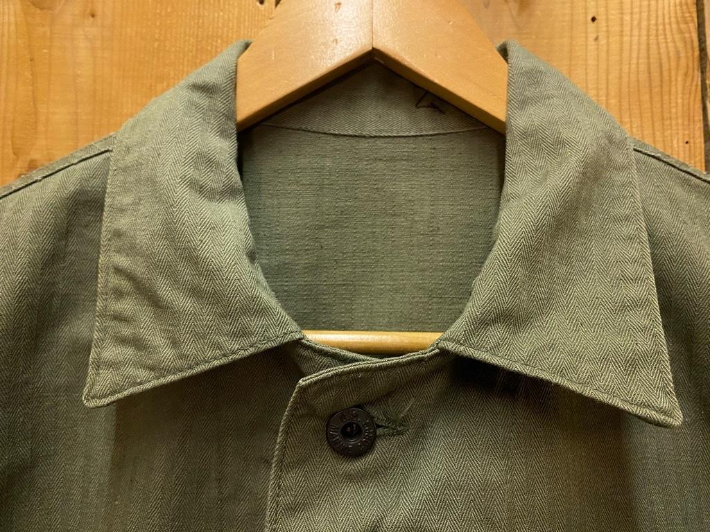 12月9日(水)マグネッツ大阪店Vintage入荷! #6 U.S.M.C.編!!VintageSweat,P-47 HBT,P-53 HBT,BlueDressParadePants!!_c0078587_00141262.jpg