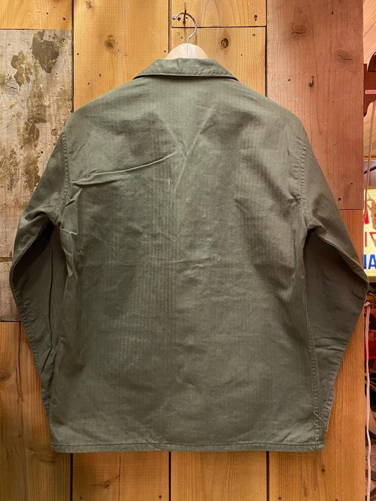 12月9日(水)マグネッツ大阪店Vintage入荷! #6 U.S.M.C.編!!VintageSweat,P-47 HBT,P-53 HBT,BlueDressParadePants!!_c0078587_00142400.jpg