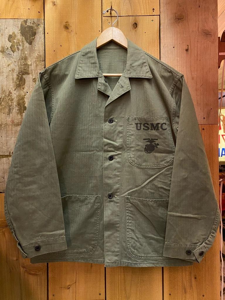 12月9日(水)マグネッツ大阪店Vintage入荷! #6 U.S.M.C.編!!VintageSweat,P-47 HBT,P-53 HBT,BlueDressParadePants!!_c0078587_00181275.jpg
