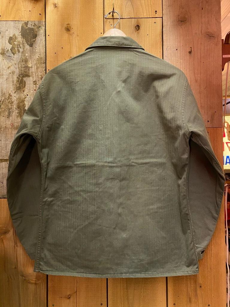 12月9日(水)マグネッツ大阪店Vintage入荷! #6 U.S.M.C.編!!VintageSweat,P-47 HBT,P-53 HBT,BlueDressParadePants!!_c0078587_00182156.jpg