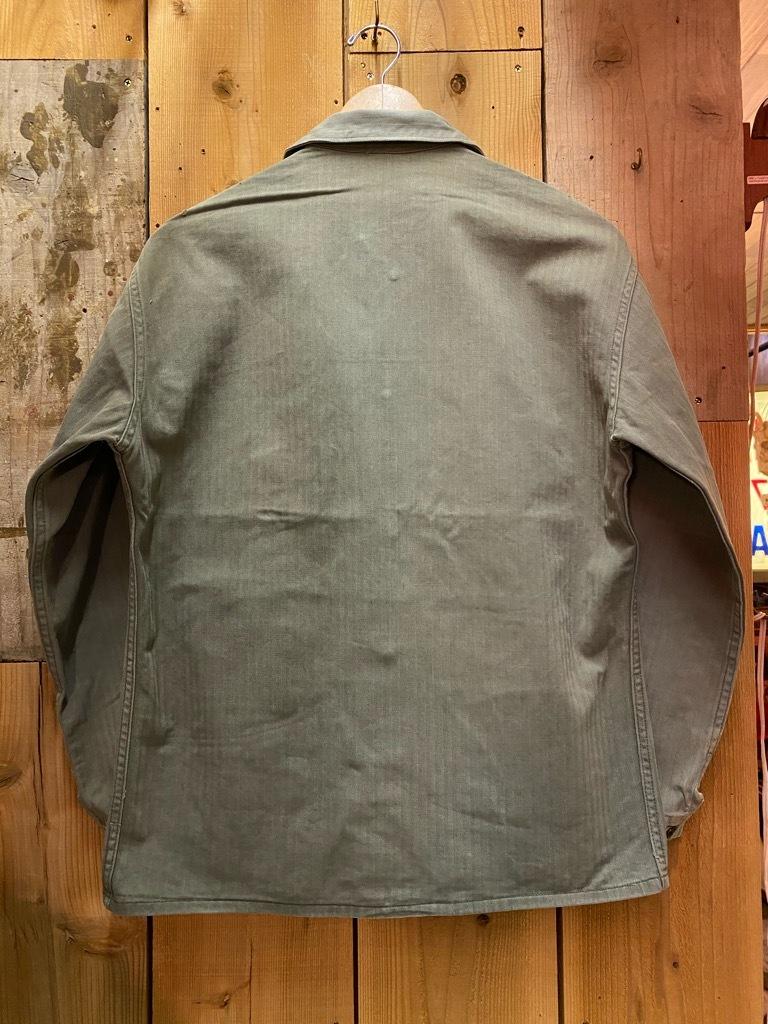 12月9日(水)マグネッツ大阪店Vintage入荷! #6 U.S.M.C.編!!VintageSweat,P-47 HBT,P-53 HBT,BlueDressParadePants!!_c0078587_00183150.jpg