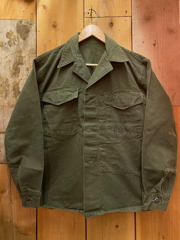 12月9日(水)マグネッツ大阪店Vintage入荷! #6 U.S.M.C.編!!VintageSweat,P-47 HBT,P-53 HBT,BlueDressParadePants!!_c0078587_00192570.jpg