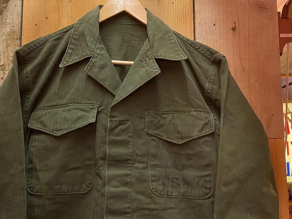 12月9日(水)マグネッツ大阪店Vintage入荷! #6 U.S.M.C.編!!VintageSweat,P-47 HBT,P-53 HBT,BlueDressParadePants!!_c0078587_00192663.jpg