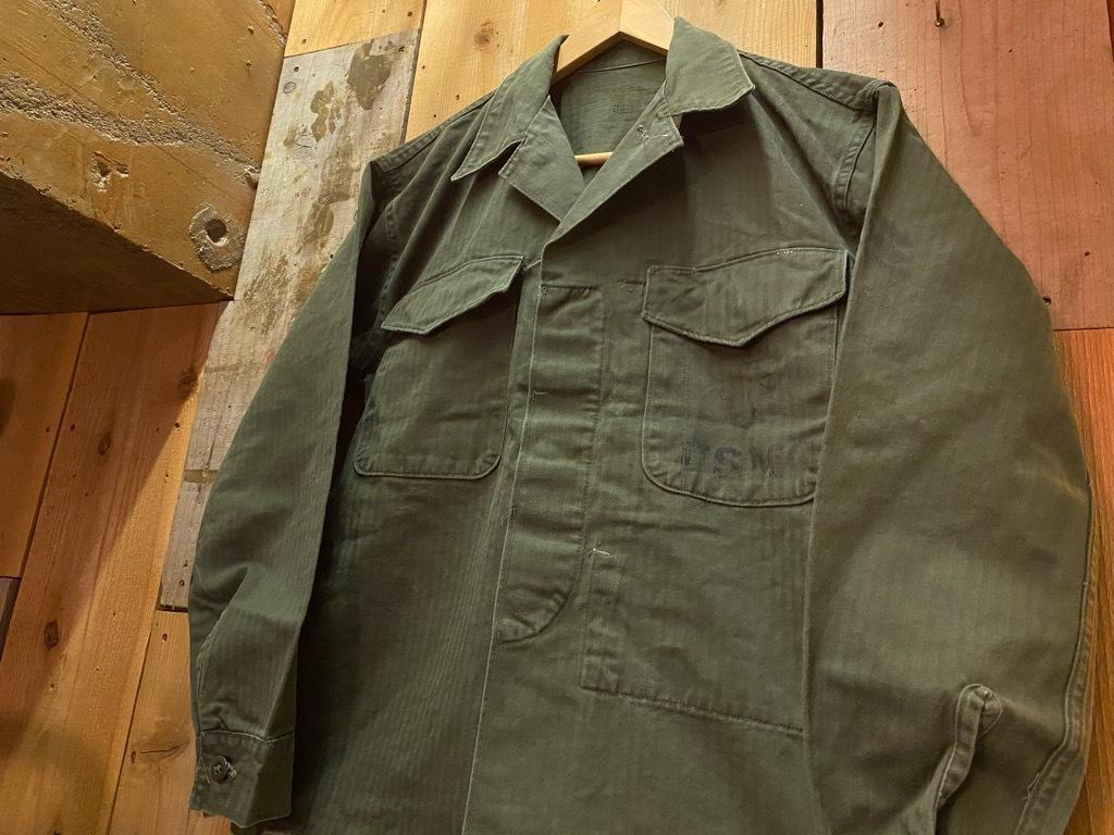 12月9日(水)マグネッツ大阪店Vintage入荷! #6 U.S.M.C.編!!VintageSweat,P-47 HBT,P-53 HBT,BlueDressParadePants!!_c0078587_00192840.jpg