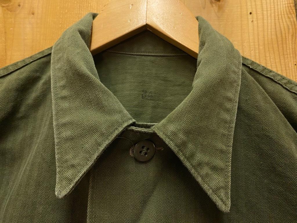 12月9日(水)マグネッツ大阪店Vintage入荷! #6 U.S.M.C.編!!VintageSweat,P-47 HBT,P-53 HBT,BlueDressParadePants!!_c0078587_00193283.jpg