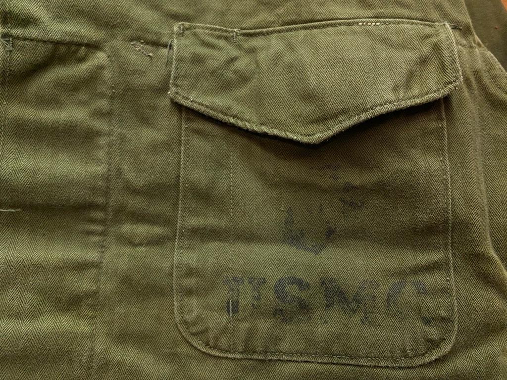 12月9日(水)マグネッツ大阪店Vintage入荷! #6 U.S.M.C.編!!VintageSweat,P-47 HBT,P-53 HBT,BlueDressParadePants!!_c0078587_00193697.jpg