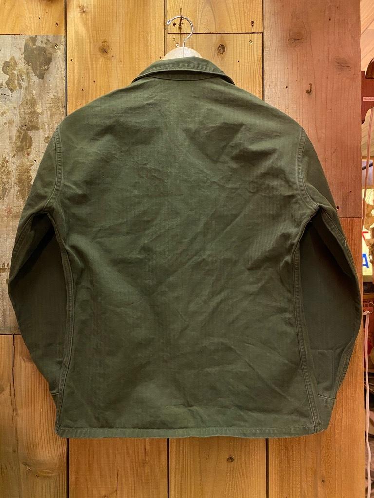 12月9日(水)マグネッツ大阪店Vintage入荷! #6 U.S.M.C.編!!VintageSweat,P-47 HBT,P-53 HBT,BlueDressParadePants!!_c0078587_00194607.jpg