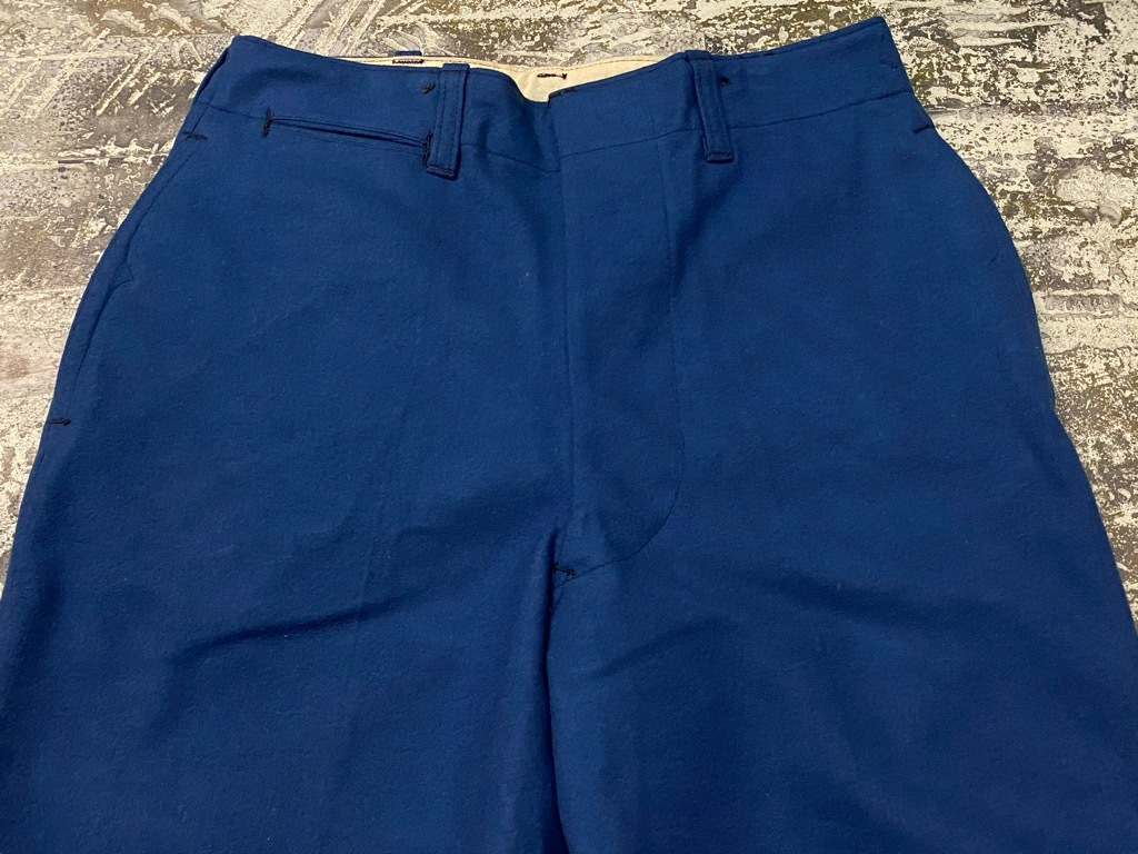12月9日(水)マグネッツ大阪店Vintage入荷! #6 U.S.M.C.編!!VintageSweat,P-47 HBT,P-53 HBT,BlueDressParadePants!!_c0078587_00223466.jpg