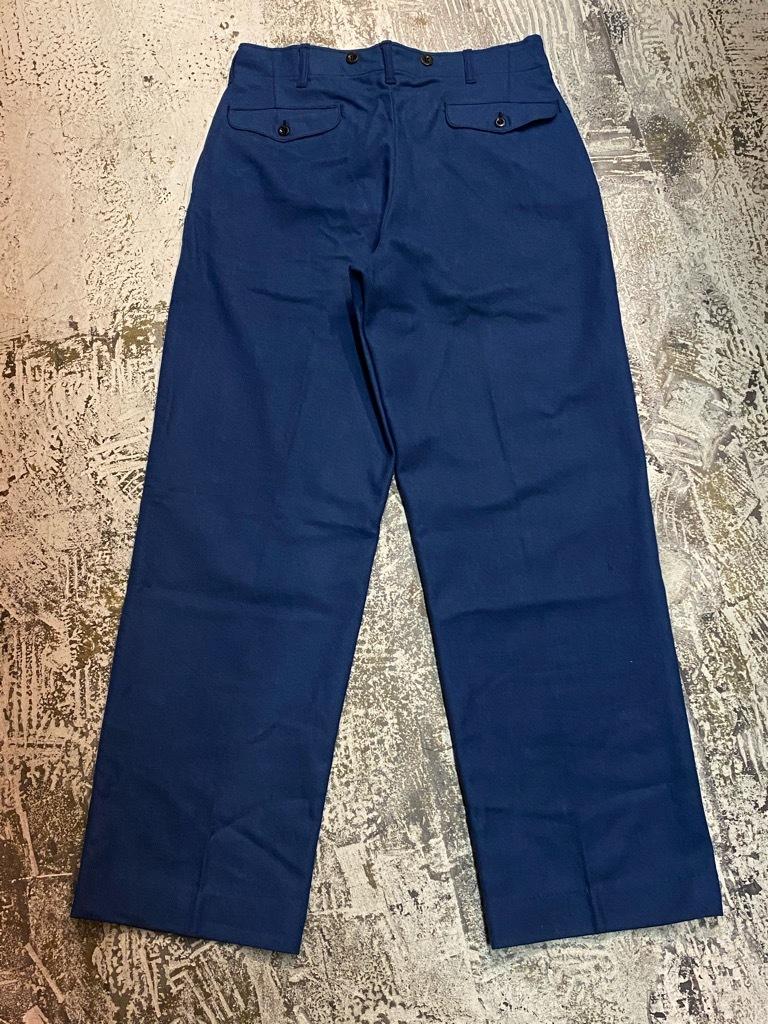 12月9日(水)マグネッツ大阪店Vintage入荷! #6 U.S.M.C.編!!VintageSweat,P-47 HBT,P-53 HBT,BlueDressParadePants!!_c0078587_00235931.jpg