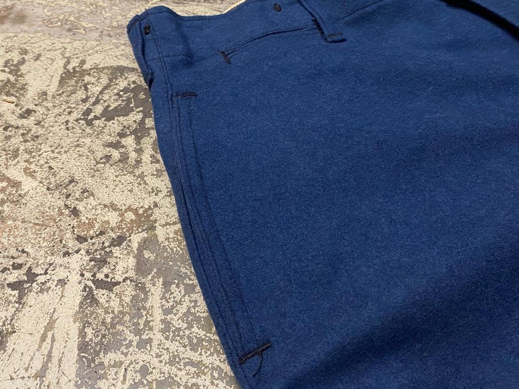 12月9日(水)マグネッツ大阪店Vintage入荷! #6 U.S.M.C.編!!VintageSweat,P-47 HBT,P-53 HBT,BlueDressParadePants!!_c0078587_00240285.jpg