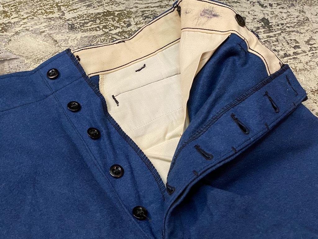 12月9日(水)マグネッツ大阪店Vintage入荷! #6 U.S.M.C.編!!VintageSweat,P-47 HBT,P-53 HBT,BlueDressParadePants!!_c0078587_00240570.jpg