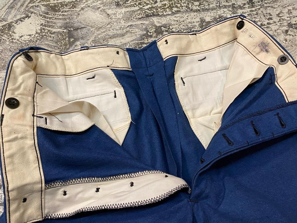 12月9日(水)マグネッツ大阪店Vintage入荷! #6 U.S.M.C.編!!VintageSweat,P-47 HBT,P-53 HBT,BlueDressParadePants!!_c0078587_00240955.jpg