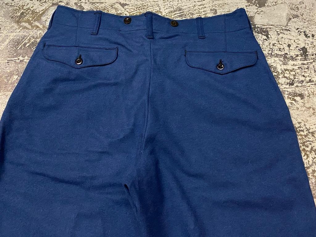 12月9日(水)マグネッツ大阪店Vintage入荷! #6 U.S.M.C.編!!VintageSweat,P-47 HBT,P-53 HBT,BlueDressParadePants!!_c0078587_00241032.jpg
