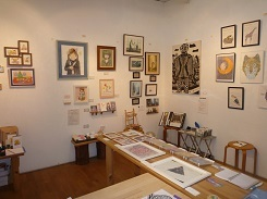 2020.12.09 「風雅17周年 記念アート展」の様子_e0189606_15401991.jpg