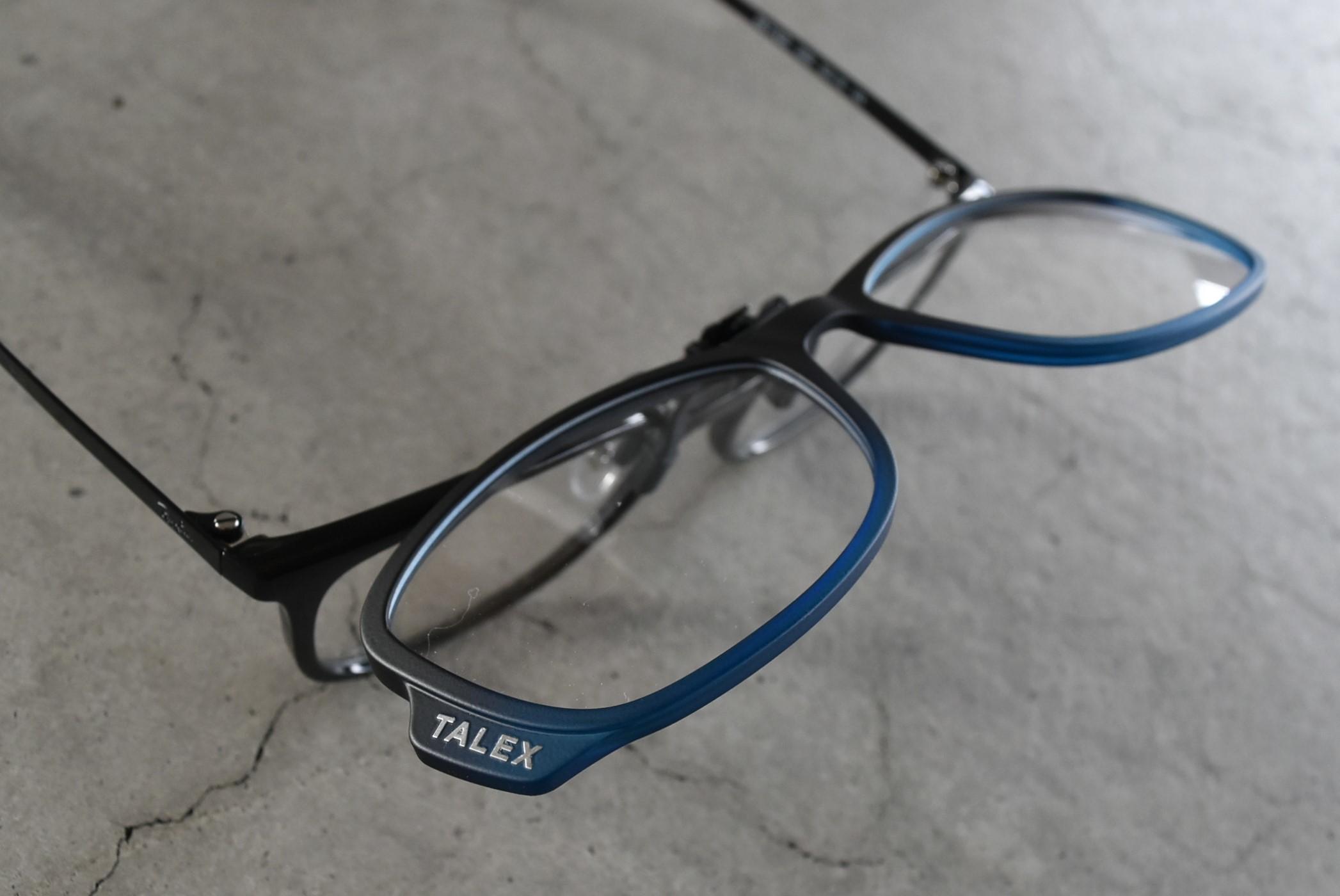 いつものメガネが手軽にサングラスに! TALEX クリップオンサングラス CJP-03_f0338654_15014598.jpg