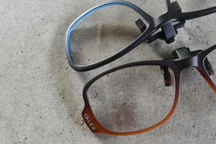 いつものメガネが手軽にサングラスに! TALEX クリップオンサングラス CJP-03_f0338654_15014677.jpg