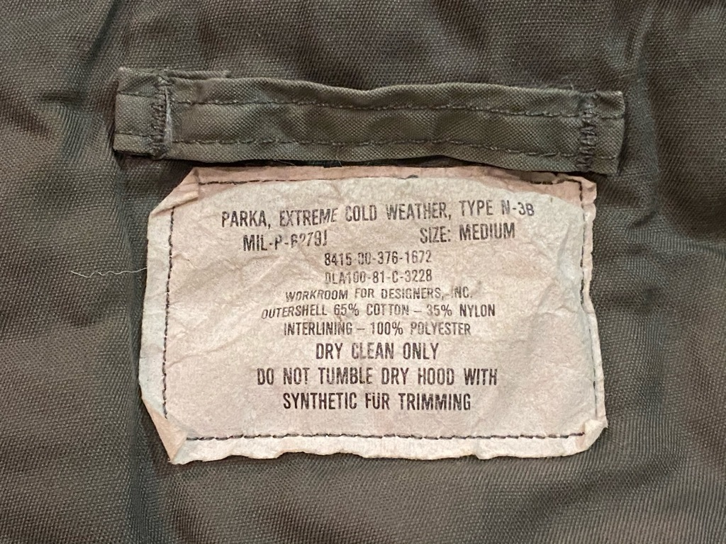 マグネッツ神戸店 12/12(土)Superior入荷! #1 US.Military Item Part1!!!_c0078587_16333723.jpg